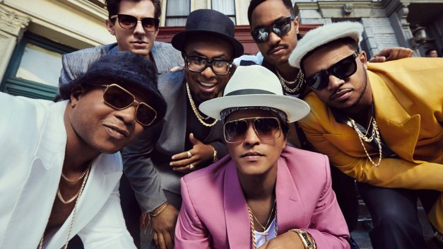 Mark Ronson & Bruno Mars - ATL Top 20